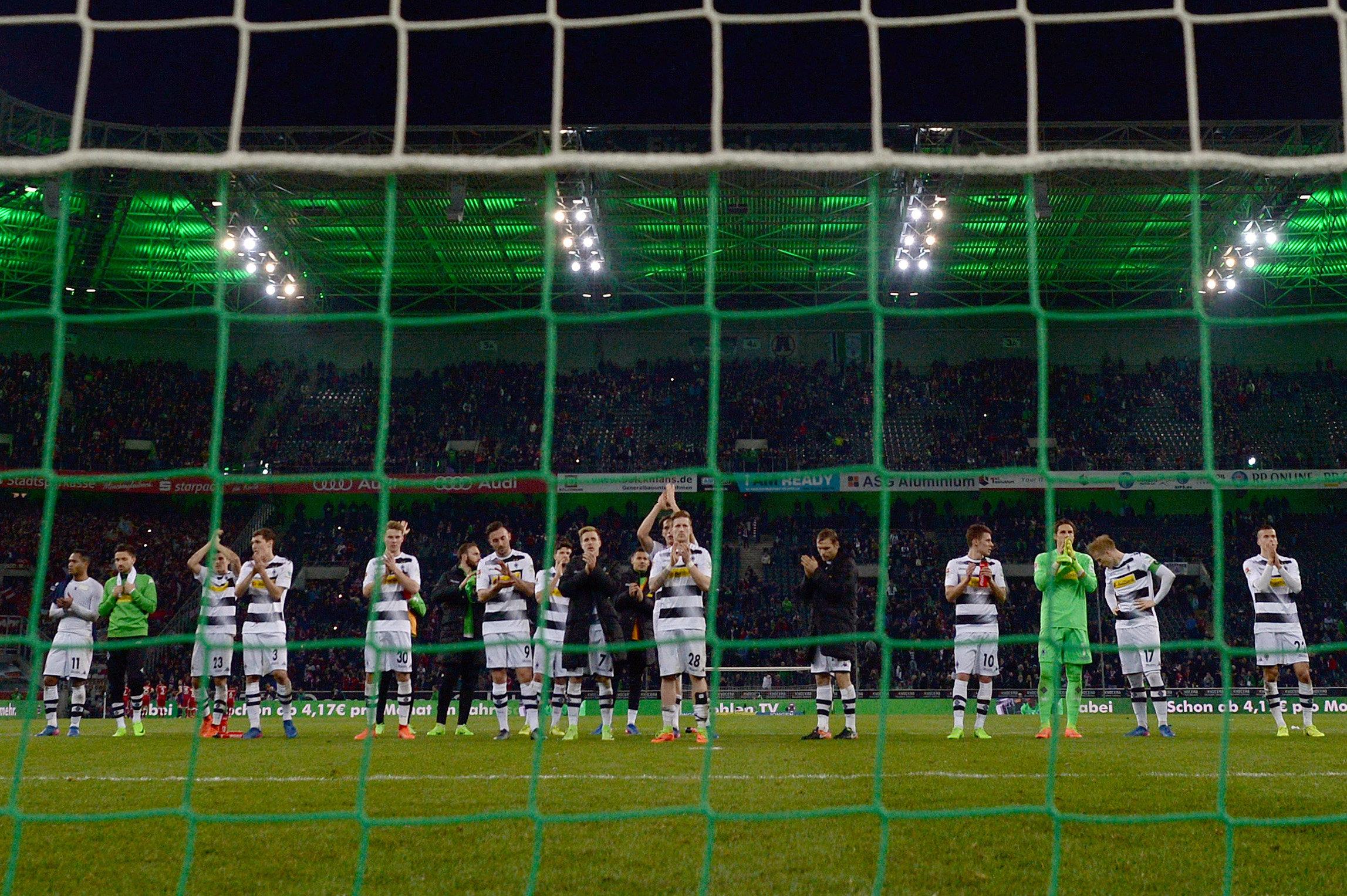 Fußball: Über 26 Millionen Euro: Gladbach mit Rekordgewinn