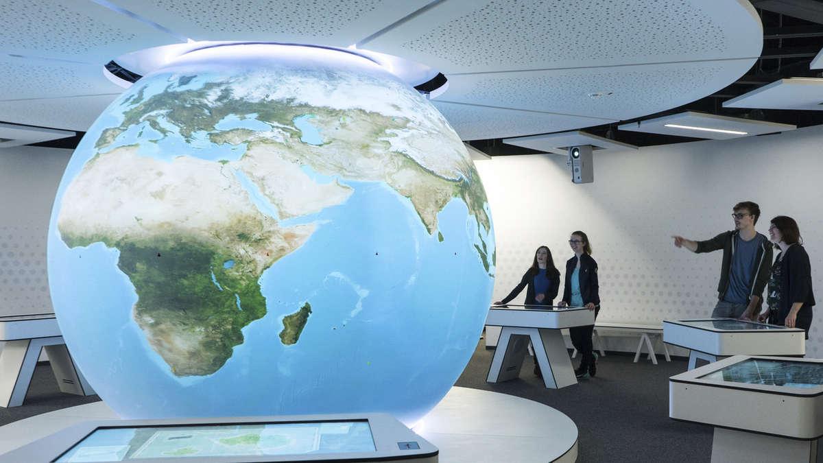 neue ausstellung im klimahaus bremerhaven das world. Black Bedroom Furniture Sets. Home Design Ideas