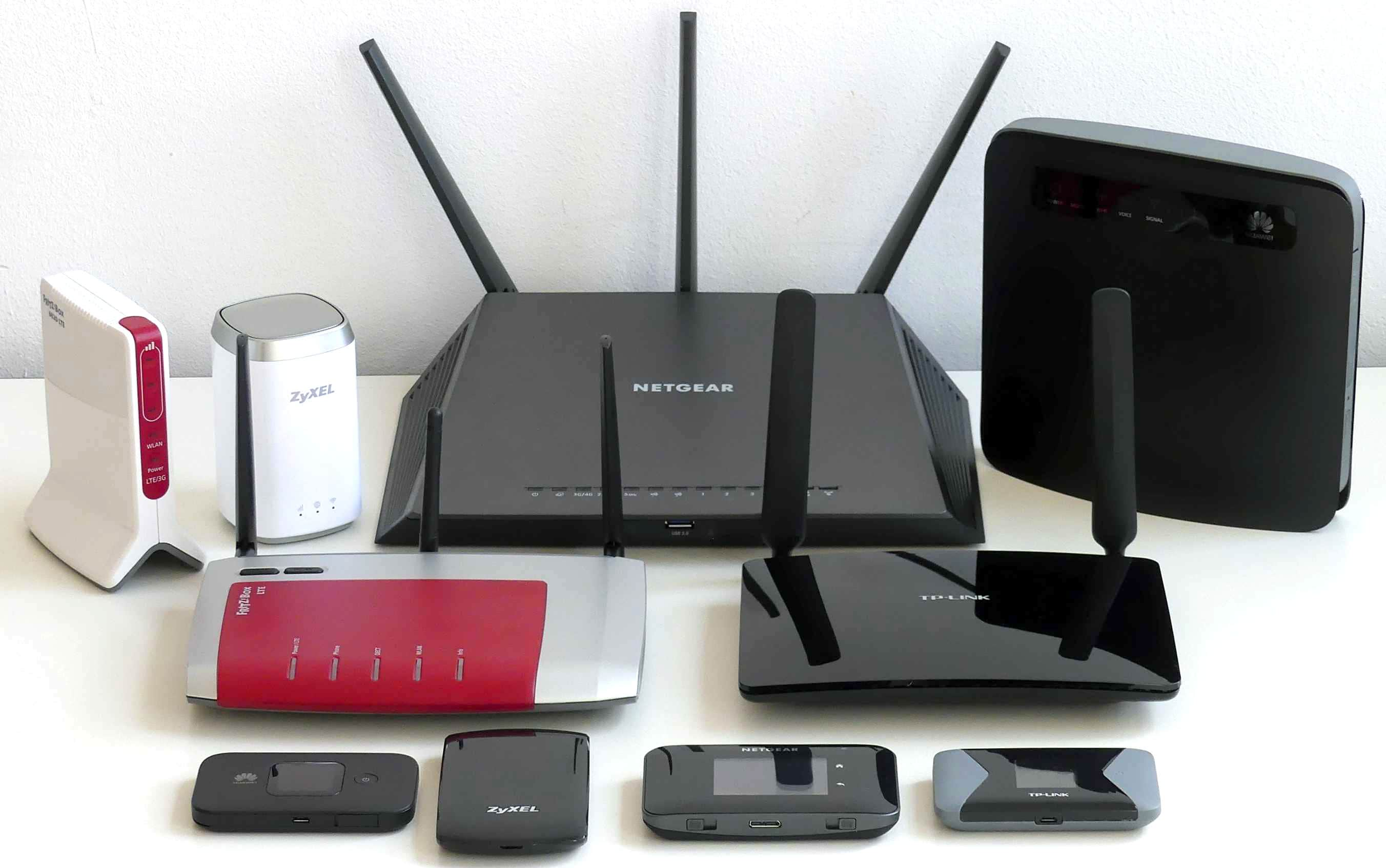 Lte Router Test