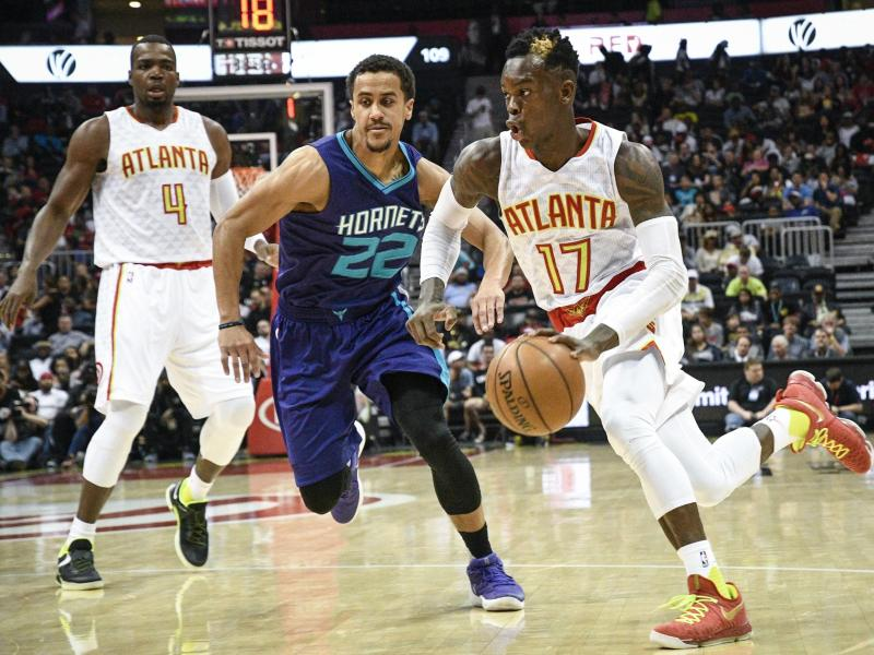 Kanada: NBA-Playoffs: Atlanta verliert mit starkem Schröder
