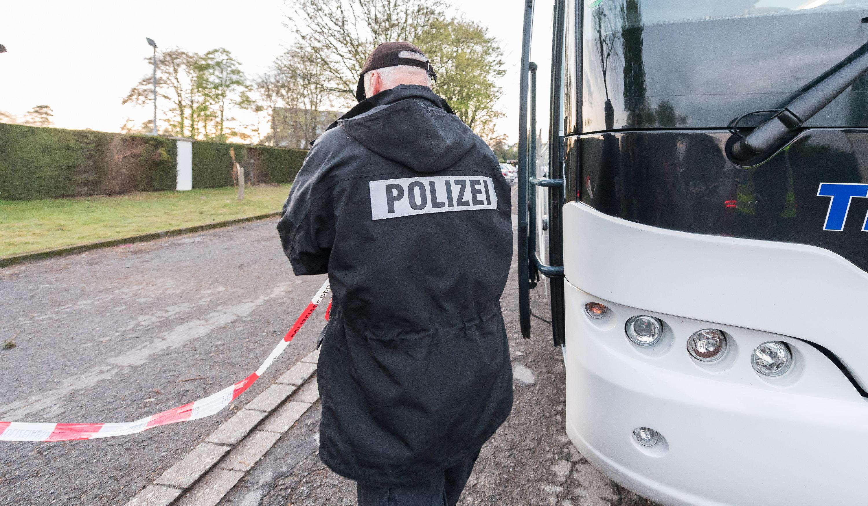 Deutsche Polizei war Verdächtigem früh auf der Spur