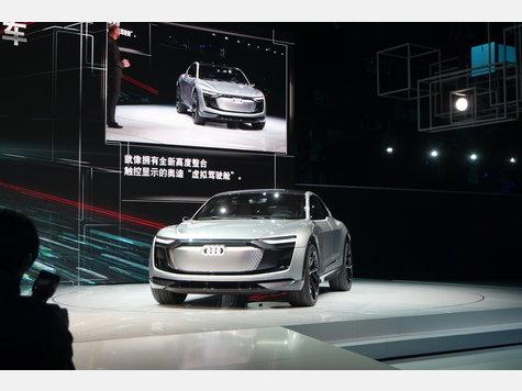 Audi E-Tron Sportbrake kommt ab 2019 mit drei Elektromaschinen.