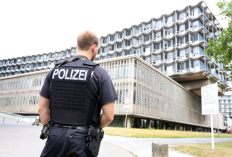 Schüsse an Krankenhaus in Berlin