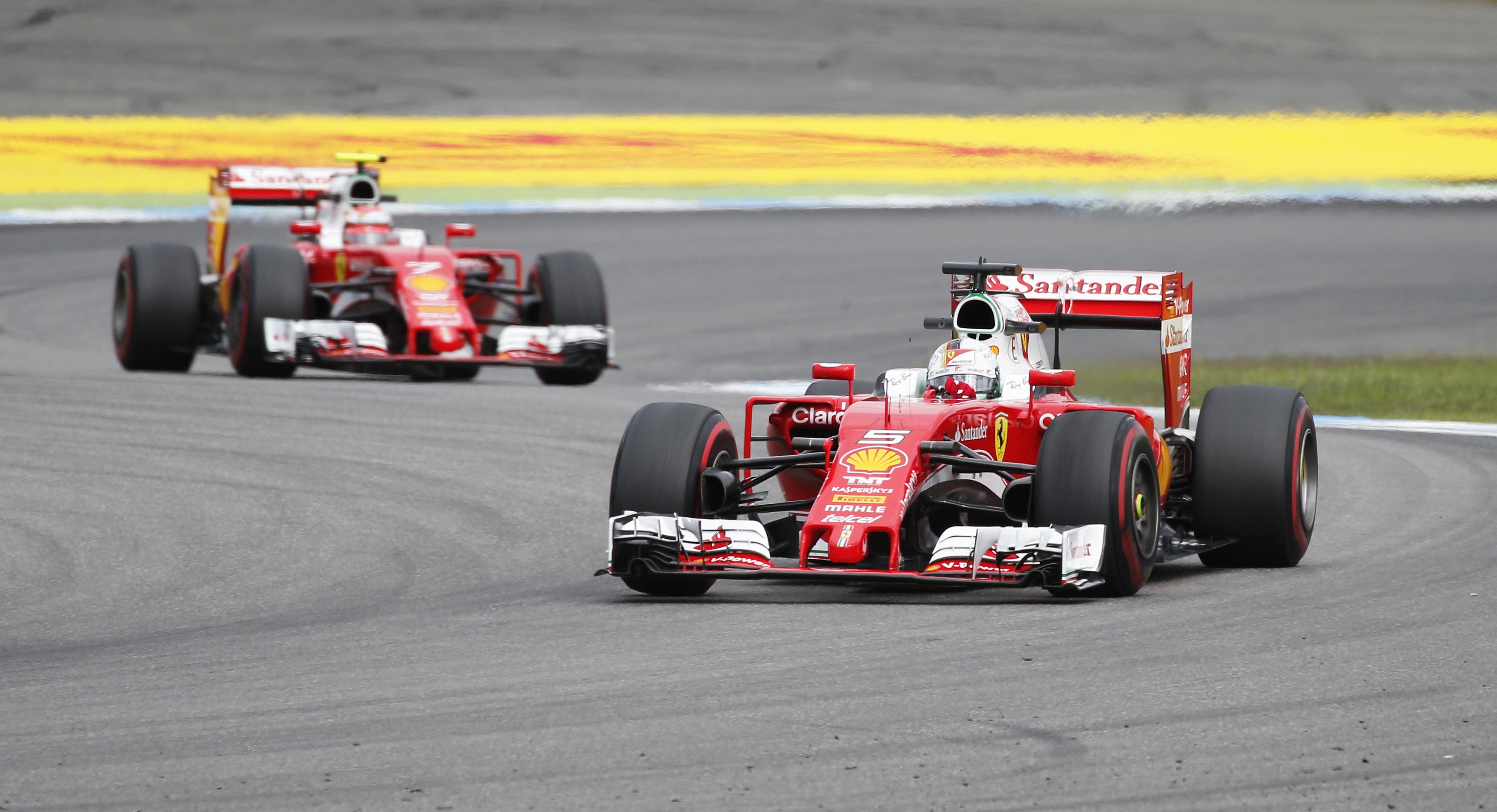 Vettel verpasst ersten Sieg in Sotschi