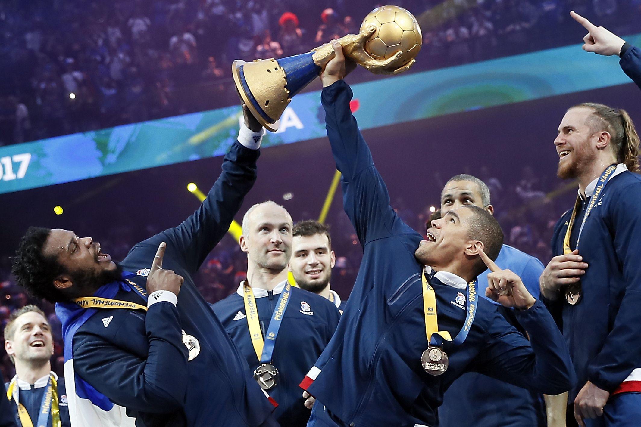 Amtierender Weltmeister Handball