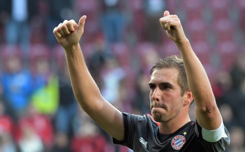 Wird eine große Ehre zuteil: FCB-Kapitän Philipp Lahm.