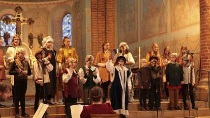 "Musical ""Martin Luther"" in Bassum"