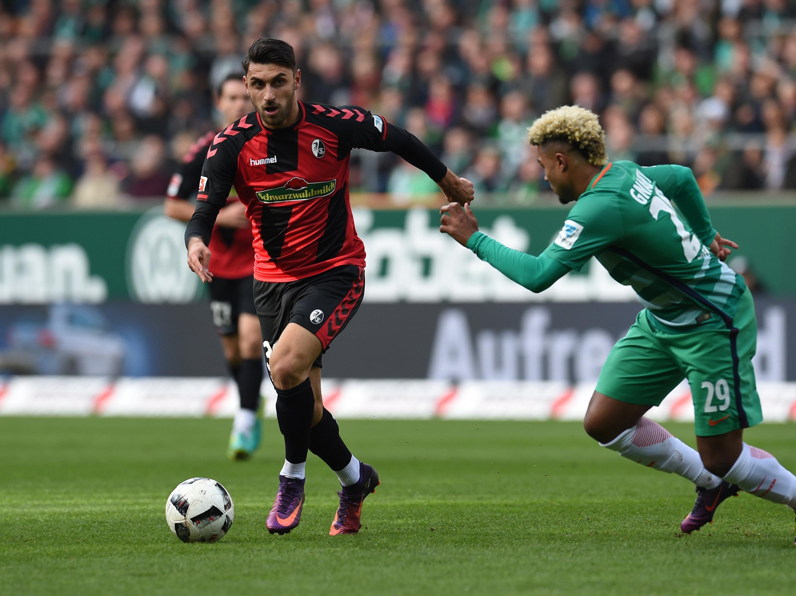 Ausstiegsklausel: Grifo vor Wechsel nach Mönchengladbach