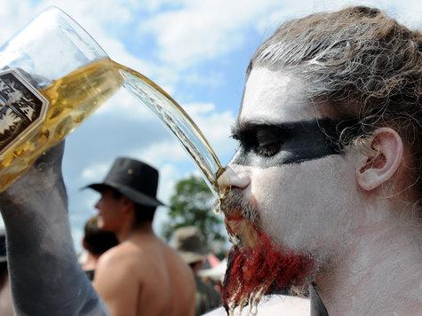 WackenFestival Trinkfeste MetalFans bekommen BierPipeline