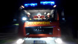 "Brand in der Nacht vor dem ""Vatertags Open Air"""