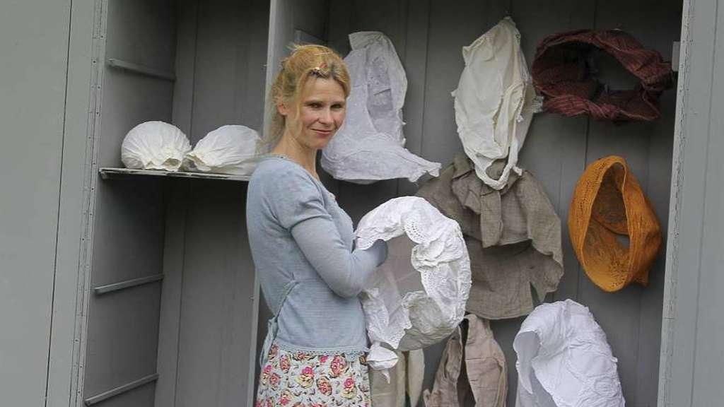 Osnabrücker Künstler der garten als galerie in hüde lemförde