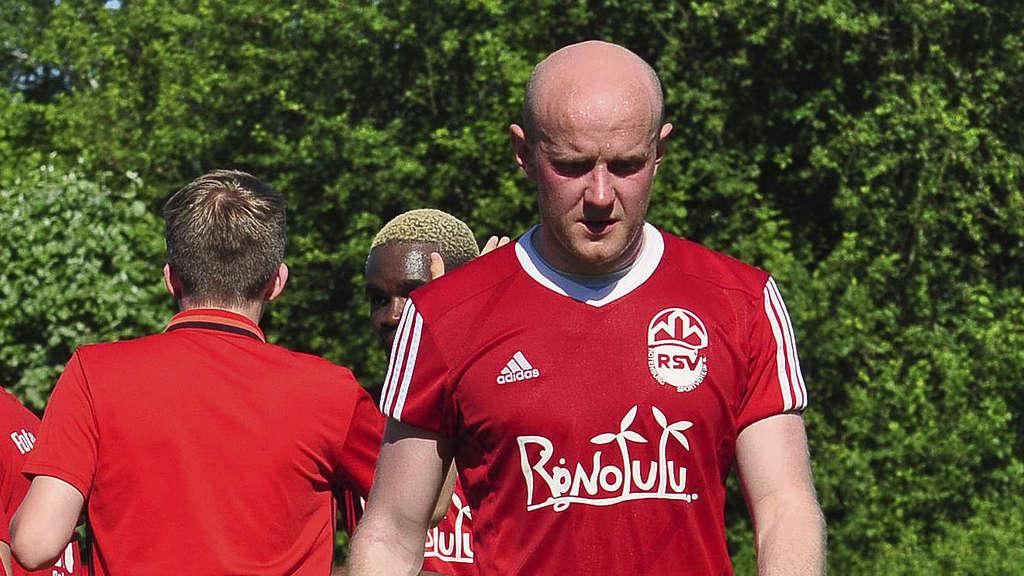 Letzter Auftritt im RSV-Trikot: Mirko Peter verlässt den Fußball-Landesligisten und ist künftig spielender Co-Trainer bei seinem Heimatverein TV Hassendorf in der 1. Kreisklasse. - Foto: Freese