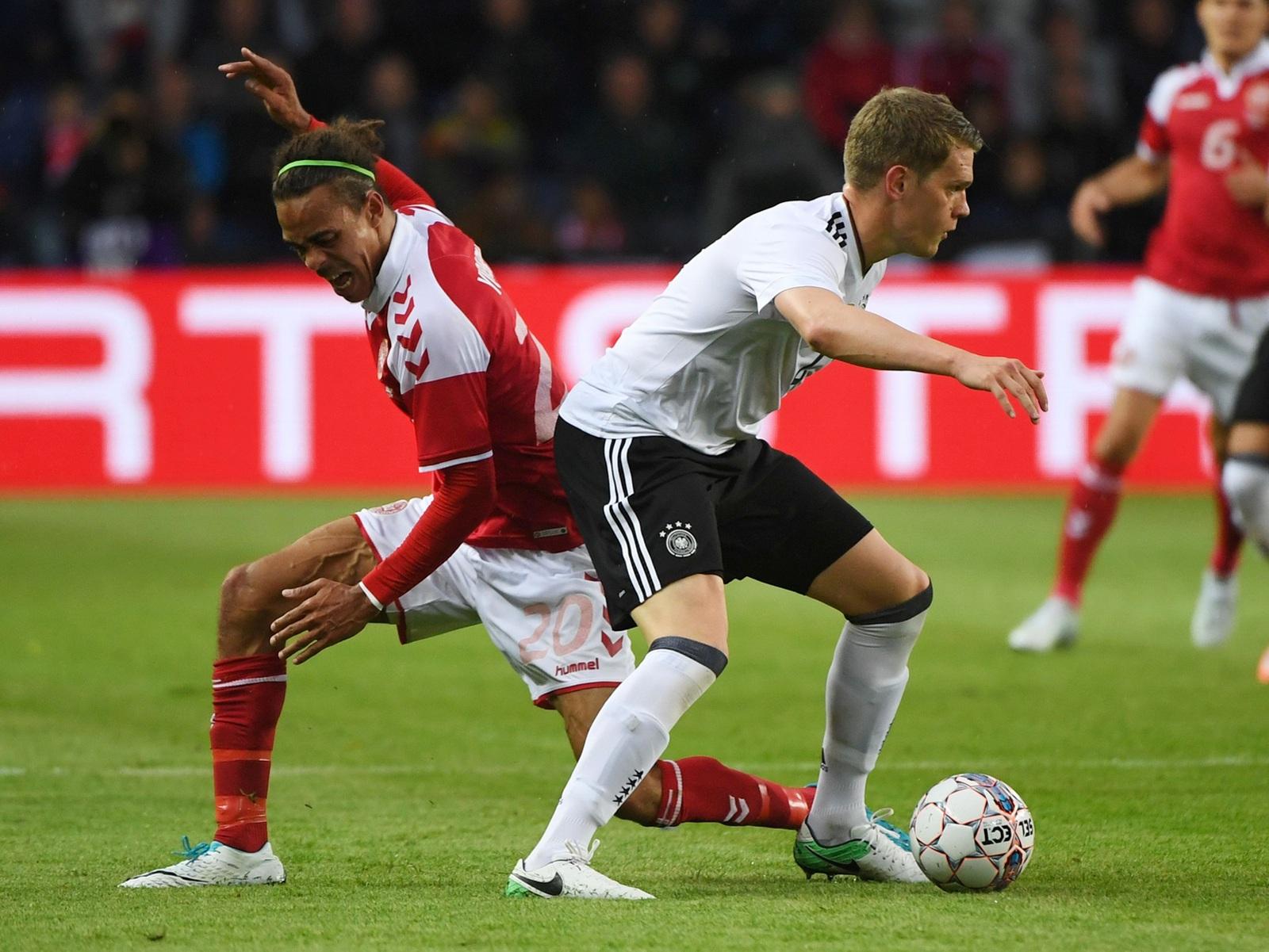 Fußball Dänemark Deutschland