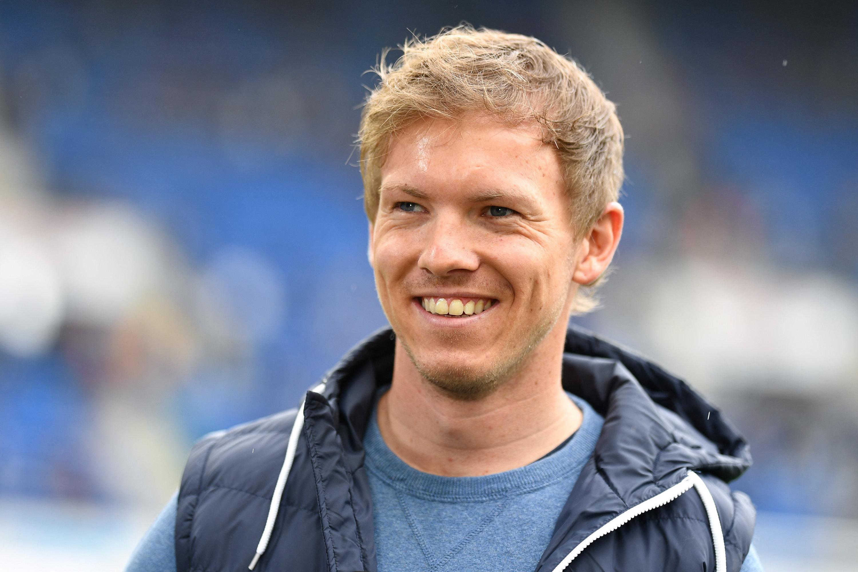 Trainer Nagelsmann bis 2021 bei Hoffenheim