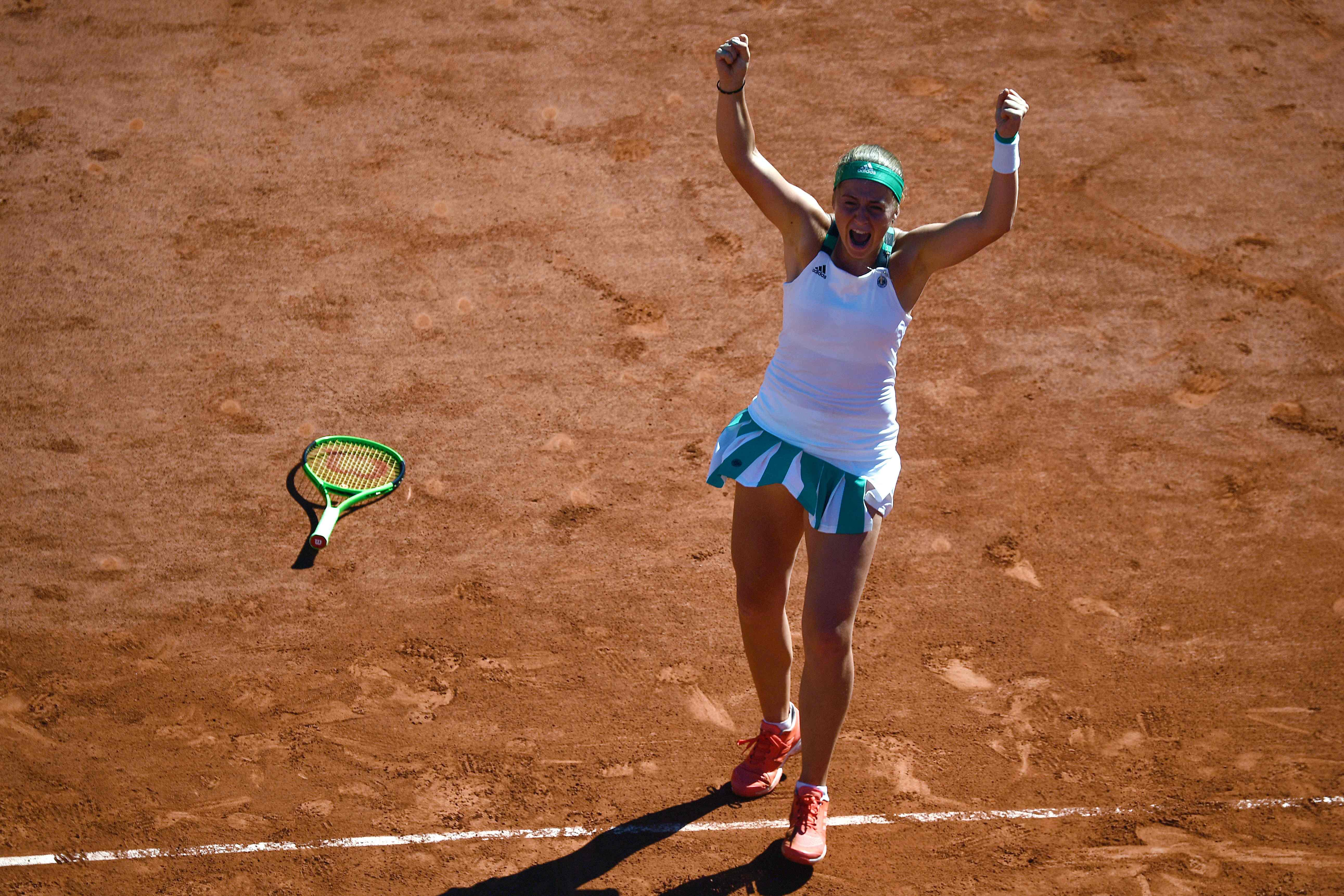 Ostapenko gewinnt French Open