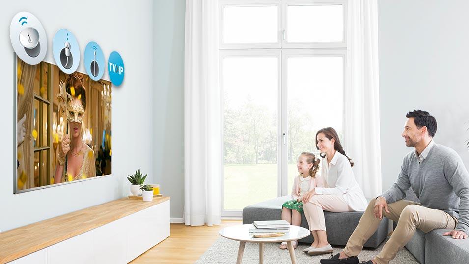 50 und 55 zoll fernseher im test welche sind empfehlenswert. Black Bedroom Furniture Sets. Home Design Ideas