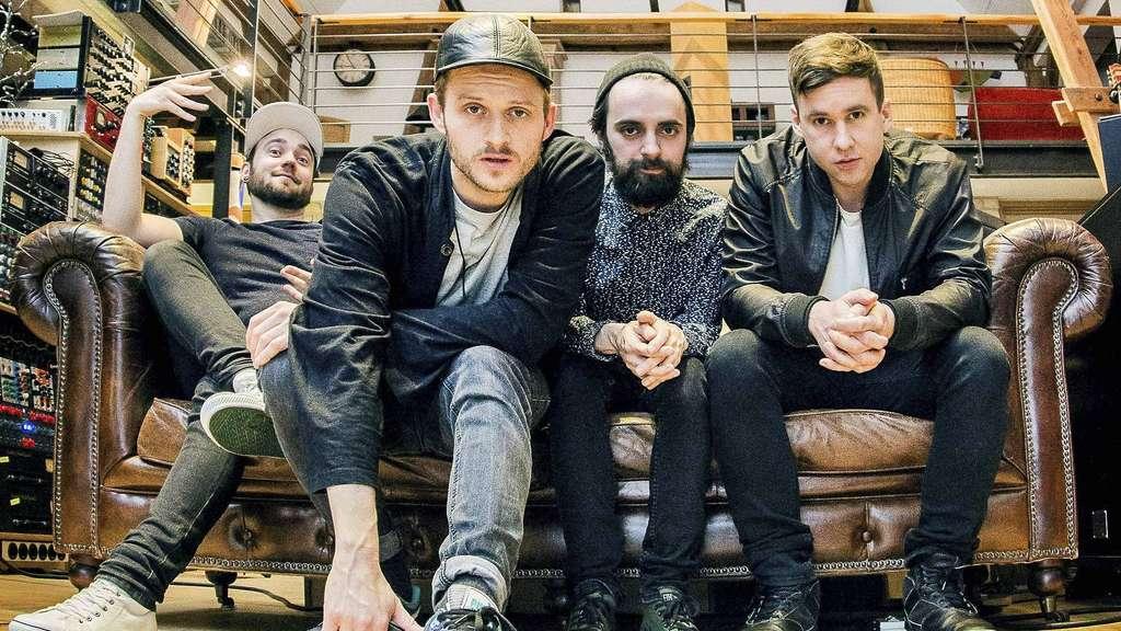 Berliner Band Kafvka Spielt Beim Hp Open Air Grafschaft Hoya