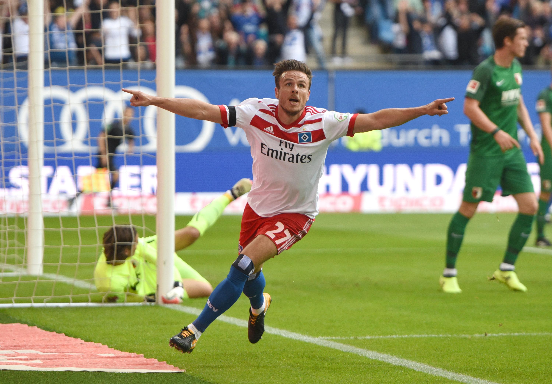 HSV: Müller bei Jubel verletzt