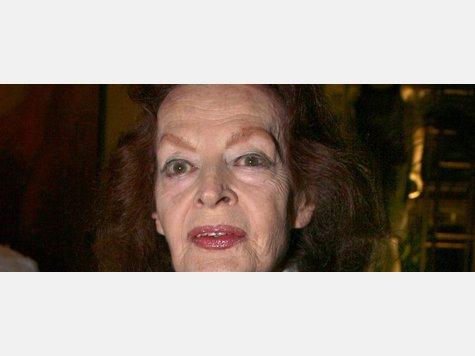 Margot Hielscher im Alter von 97 Jahren gestorben