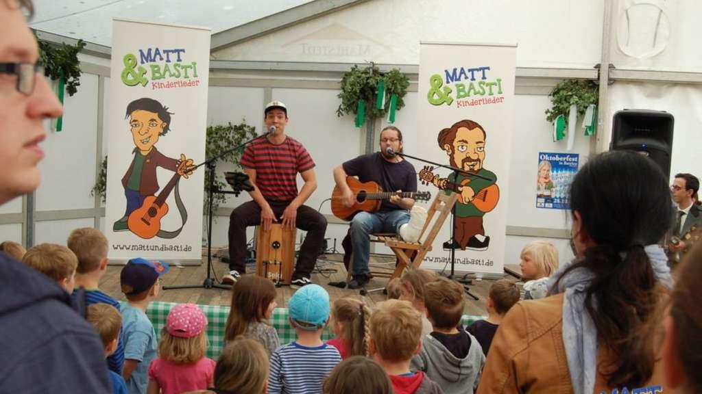 Matt Und Basti Singen Für Und Mit Kindern