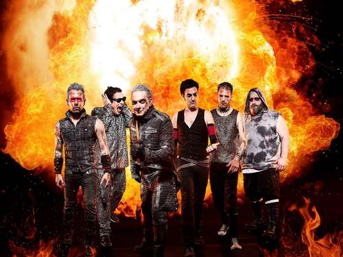 Interview mit der Rammstein-Tribute-Band Feuerengel