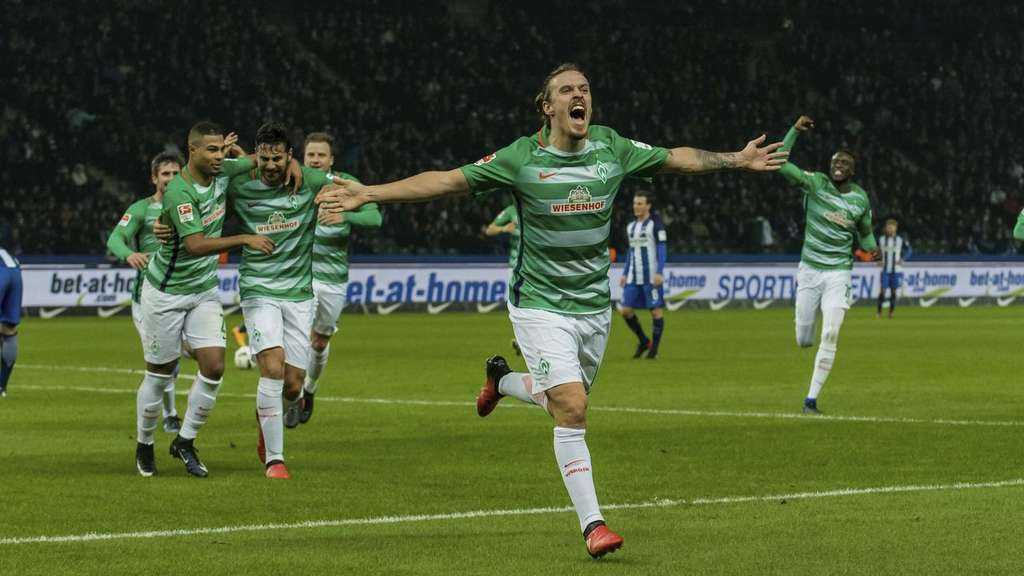 Werder Gegen Hertha