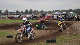 Mofarennen des Racing Teams in Jeddingen