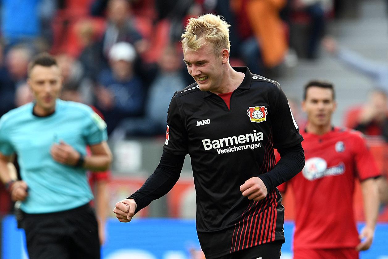 Leverkusen Gegen Freiburg