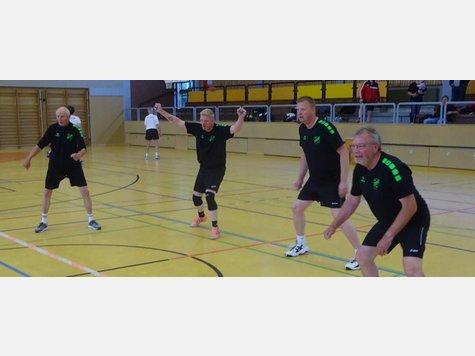 Prellballer des TSV Dörverden II erwischen einen Auftakt nach Maß