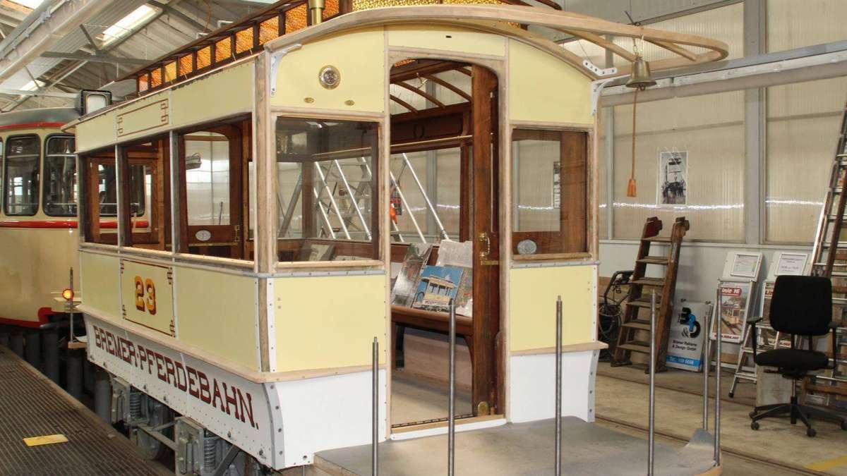 Bremen das depot in sebaldsbr ck zeigt die geschichte for Depot oldenburg