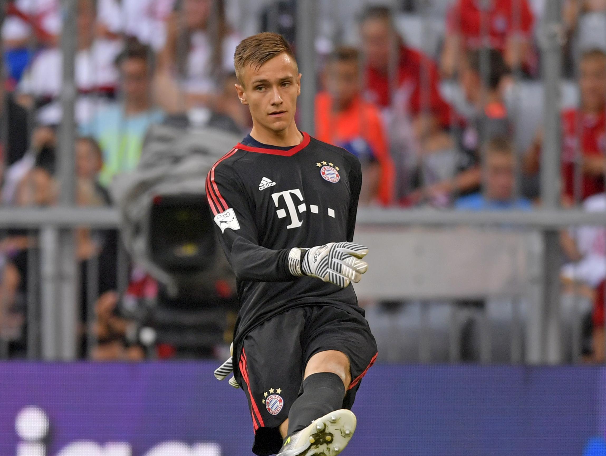 Christian Früchtl Fc Bayern