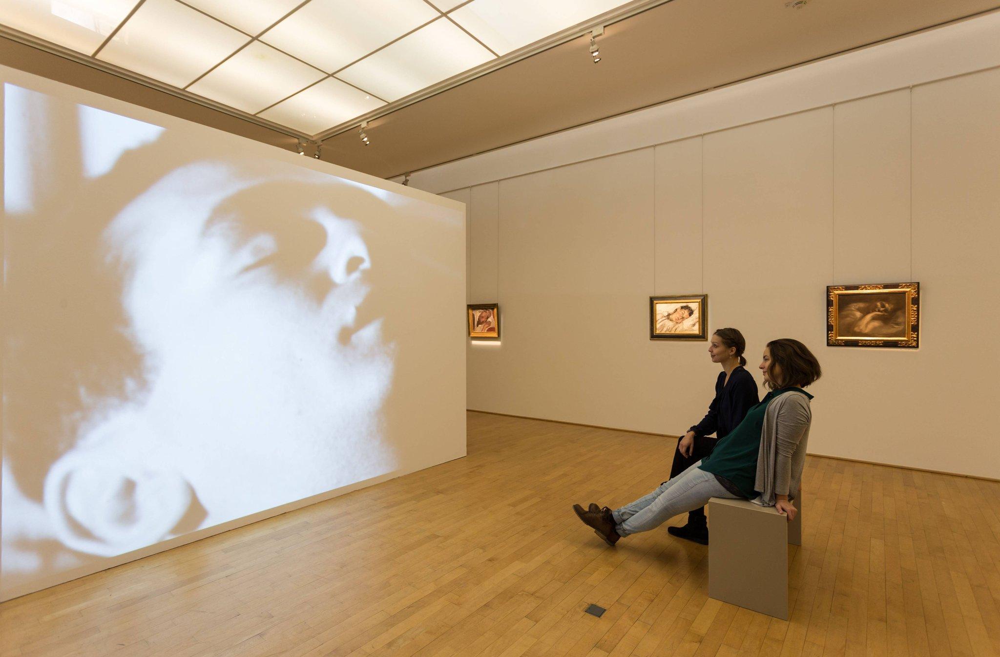 Ausstellung in Bremen beschäftigt sich mit dem Schlaf