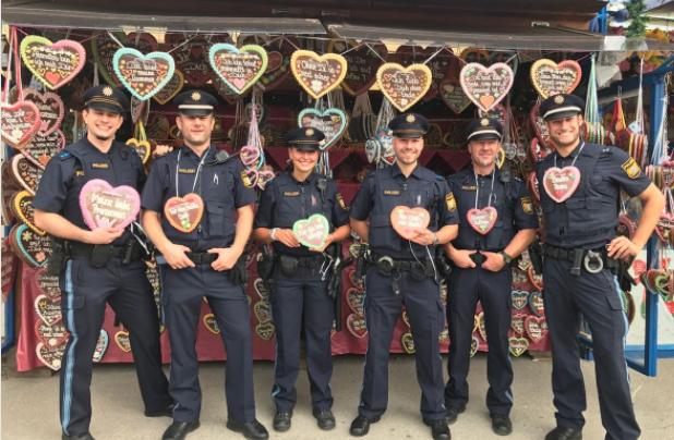 Das sind die 13 originellsten Tweets der Oktoberfest-Polizei