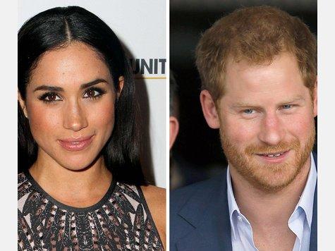 Prinz Harry tritt mit Freundin Meghan öffentlich auf  Meilenstein