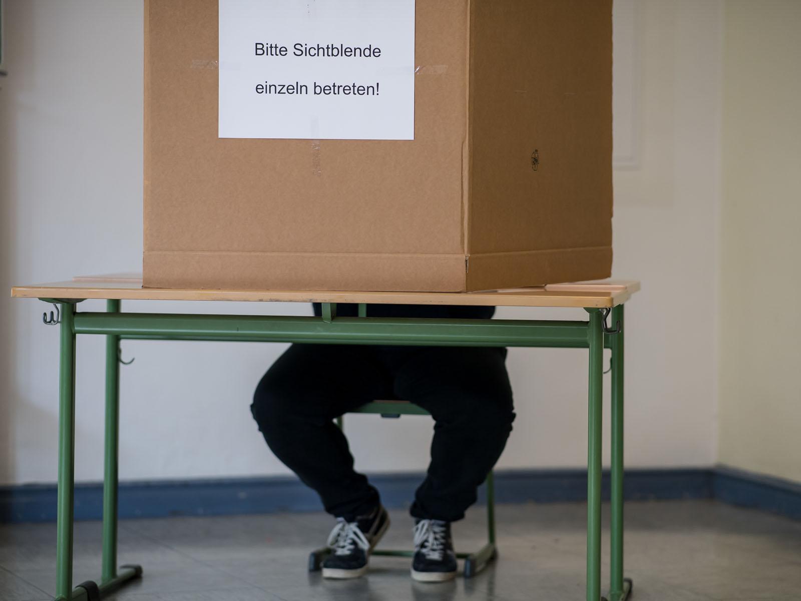 Wahlbeteiligung bei Bundestagswahl 2017 wohl höher als vor vier Jahren