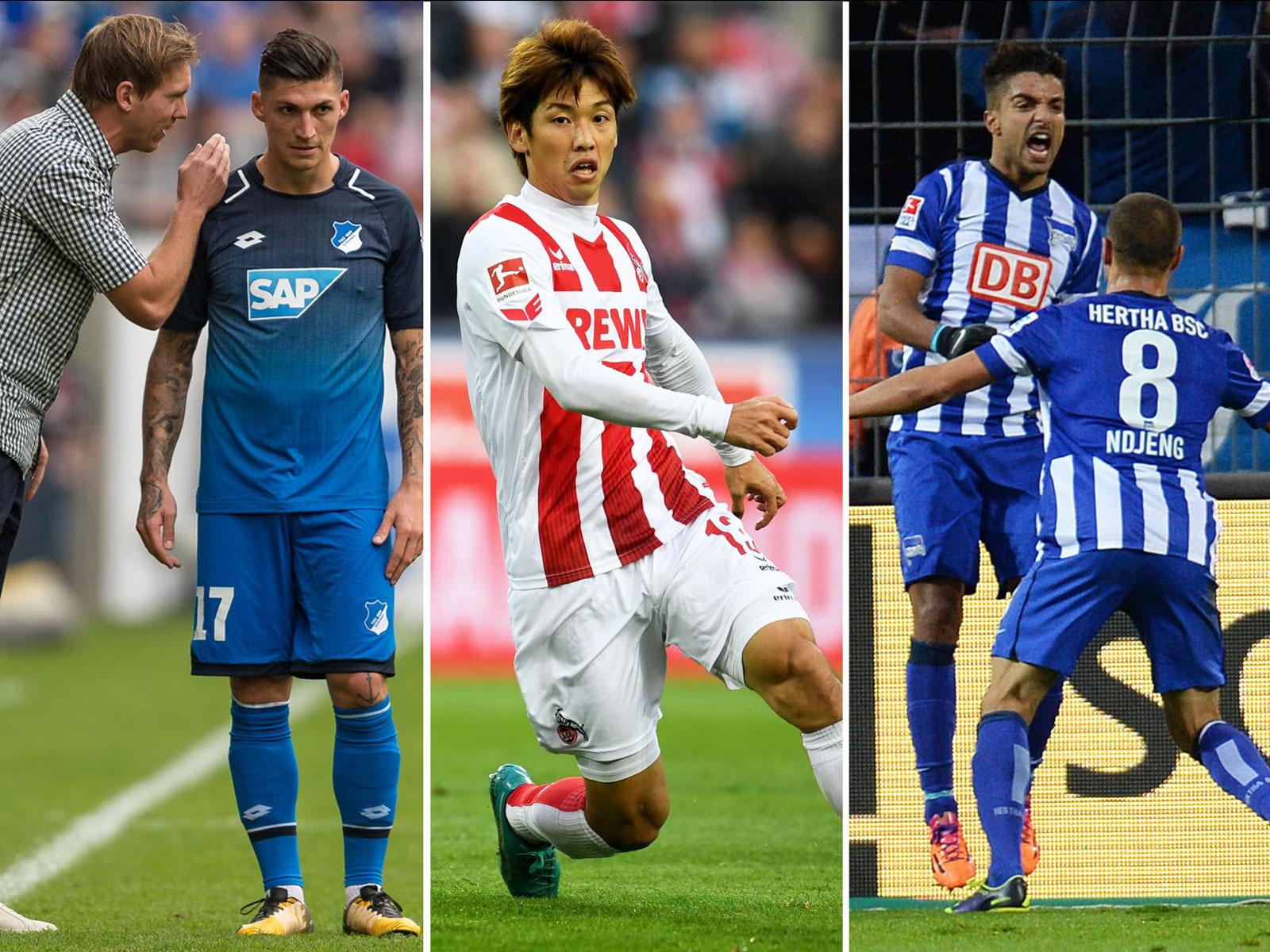 Europa League Im Live Ticker Pleiten Für Köln Hertha Und Hoffenheim