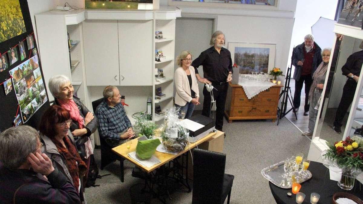 heinz w sten und petra wortmann er ffnen studio am kleinen markt in sulingen sulingen. Black Bedroom Furniture Sets. Home Design Ideas