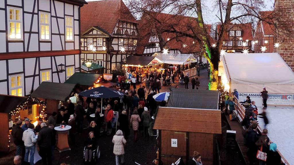 Aussteller Weihnachtsmarkt.Adventszauber In Nienburg Noch Aussteller Für Den Weihnachtsmarkt