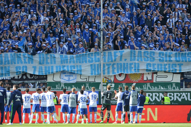 Fussball Spruche Des Jahres Schalke Fans Gewinnen