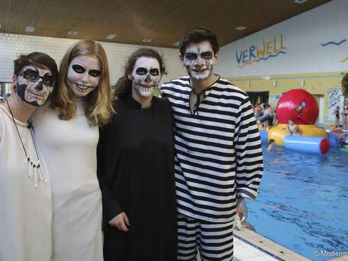 Halloween-Party im Verwell