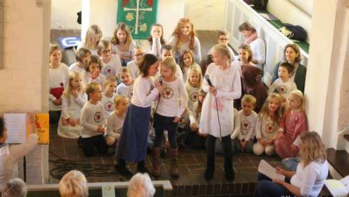 "Kindermusical ""Alles Liebe, Martin Luther"""