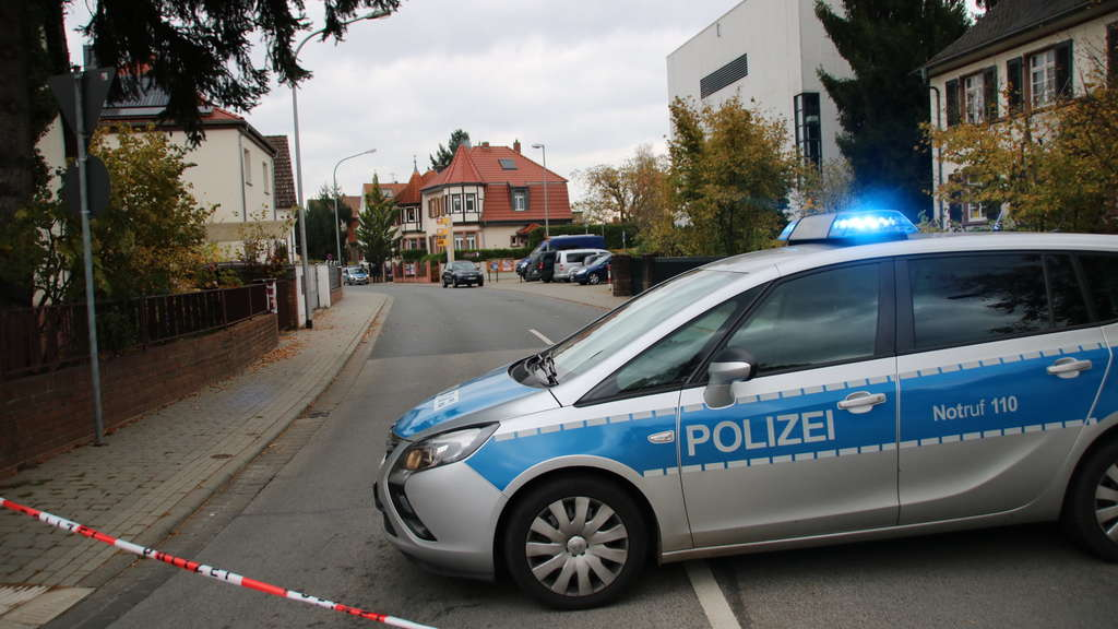 Polizeieinsatz in Mörfelden-Walldorf