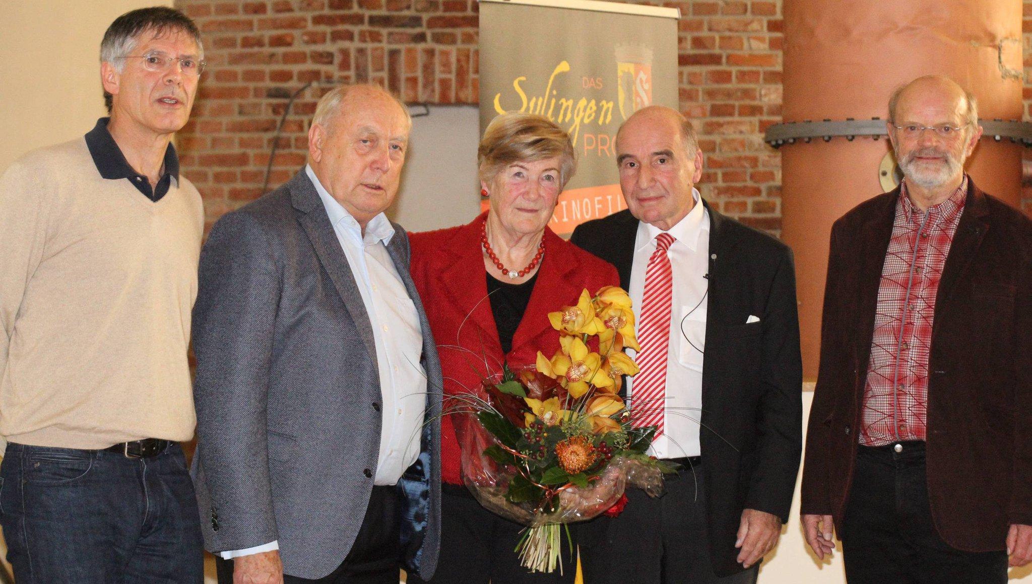 """Sportgala für """"Diskus-Liesel"""" 50 Jahre nach ihrem Rekord-Wurf"""