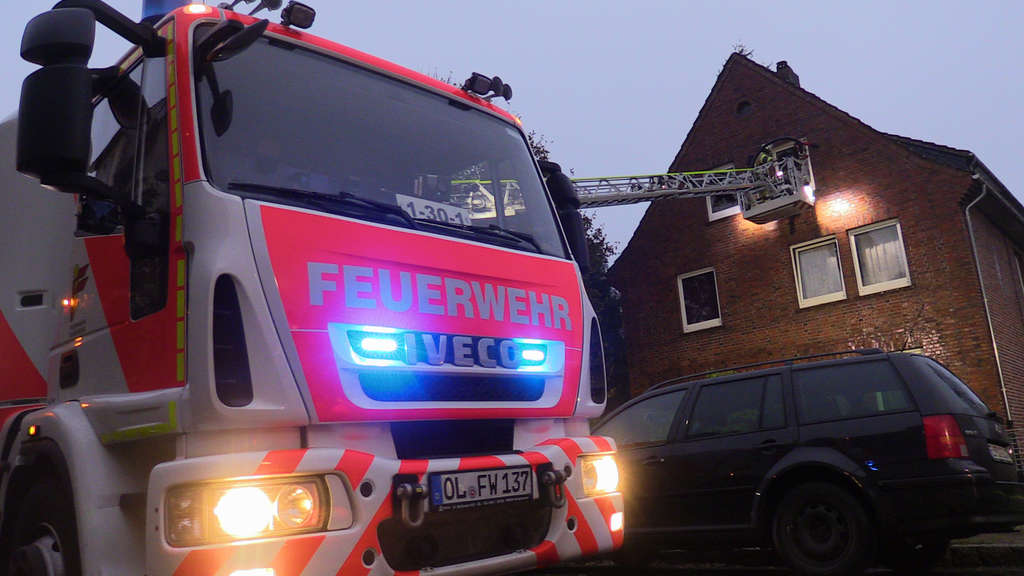 DOK-ID: 0128 - Wohnungsbrand in Oldenburg