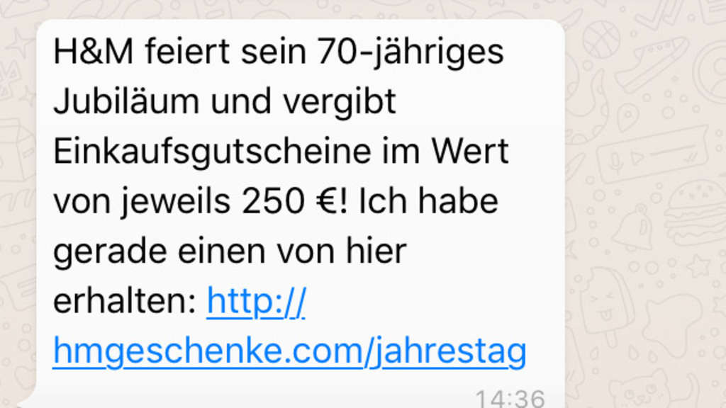 h&m gewinnspiel 250€