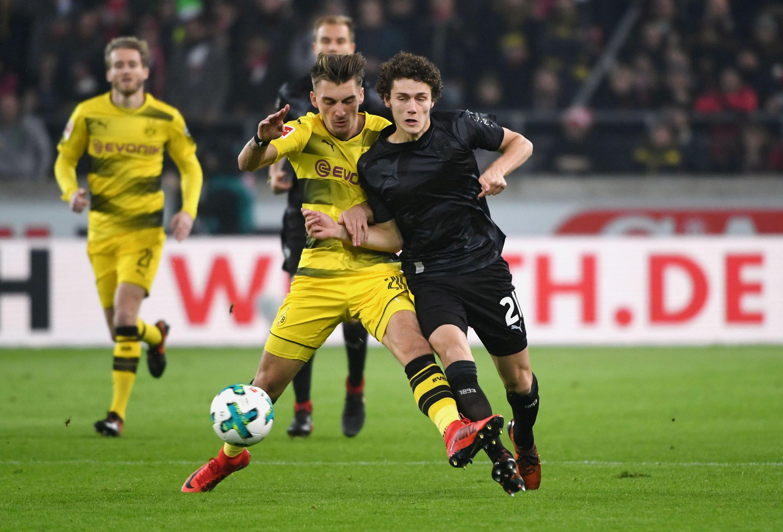 Ohne Aubameyang: Dortmund verliert auch beim VfB Stuttgart