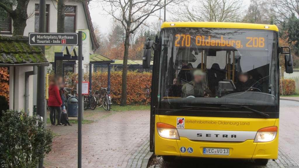 landkreis passt fahrplan der linie 270 wildeshausen oldenburg an wildeshausen. Black Bedroom Furniture Sets. Home Design Ideas