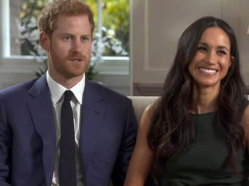 Meghan Markle verrät: So machte mir Prinz Harry den Heiratsantrag