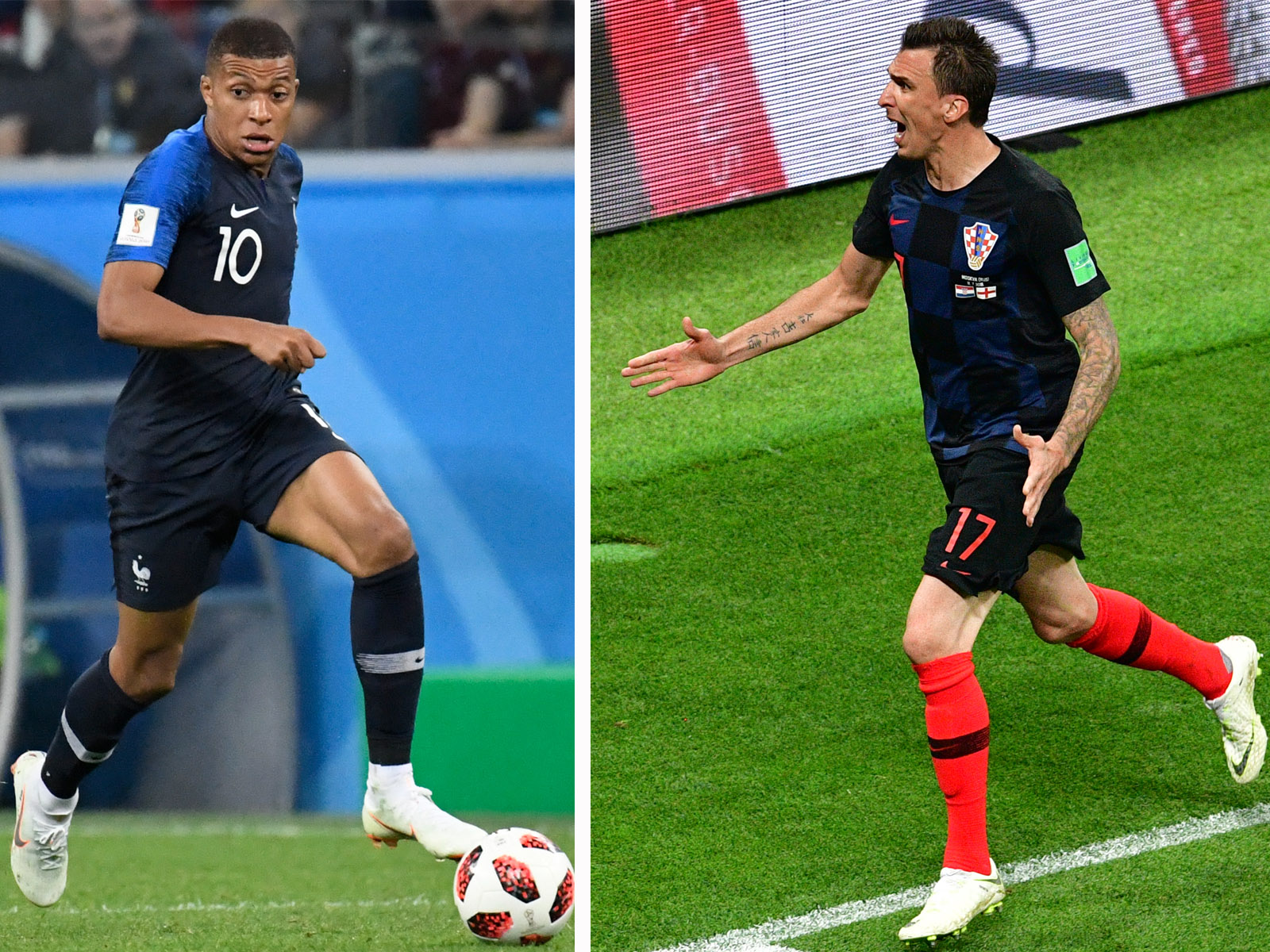 Wm Finale 2018 Frankreich Oder Kroatien Wer Ist Favorit