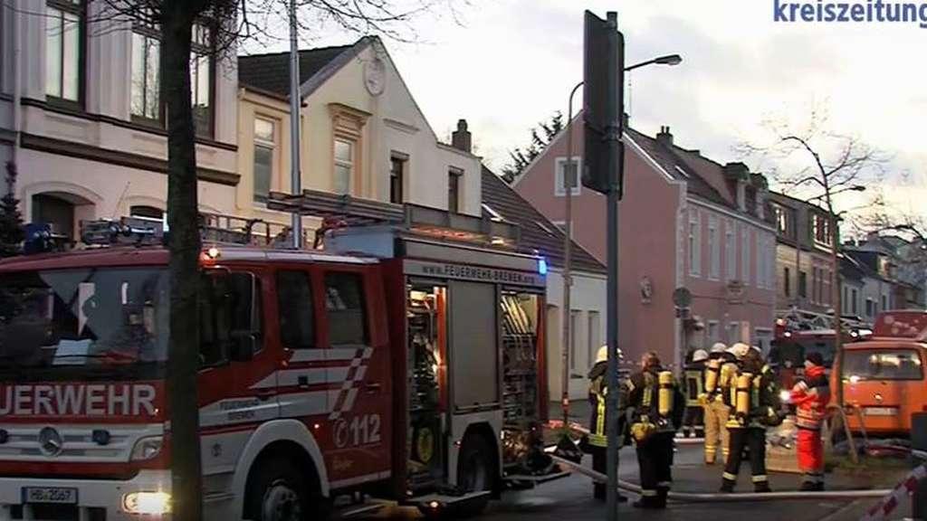 Feuer Bremen feuer in bremen neustadt mann kommt ins krankenhaus bremen